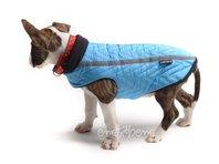 Vesta pre psa Bety modrá
